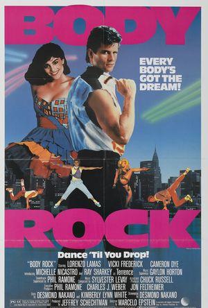 Body Rock poster