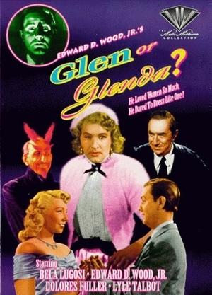 Glen or Glenda poster