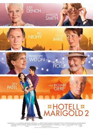 Hotell Marigold 2 poster