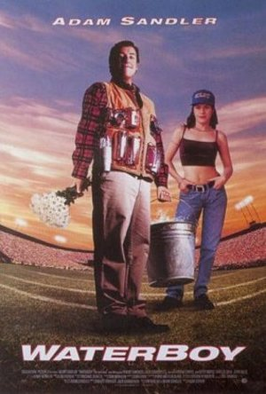Waterboy poster