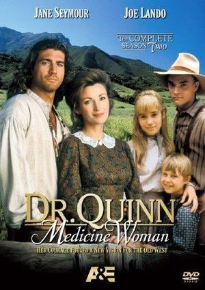 Dr. Quinn poster