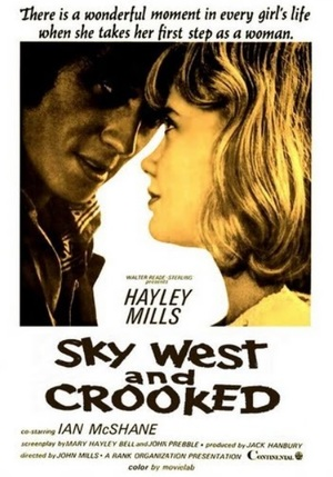 Sky West and Crooked poster