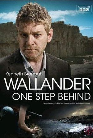 Wallander - One Step Behind poster