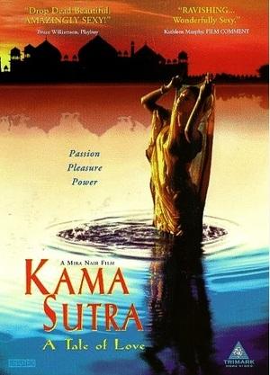 Kama Sutra - kärlekens bok poster