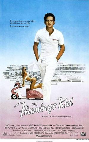The Flamingo Kid poster