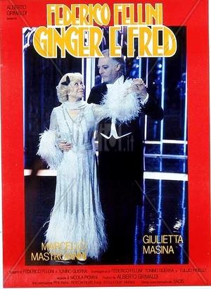 Ginger & Fred poster