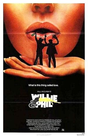 Willie och Phil poster