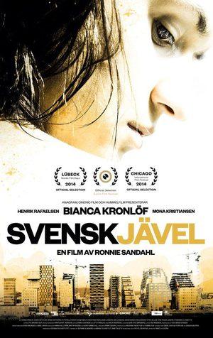 Svenskjävel poster