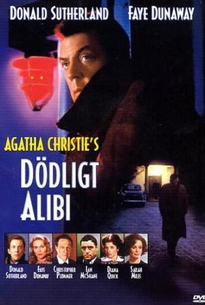 Dödligt alibi poster