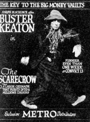 The Scarecrow poster