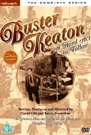 Buster Keaton Story poster