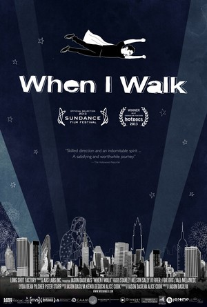 When I Walk poster