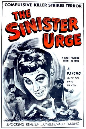 The Sinister Urge poster