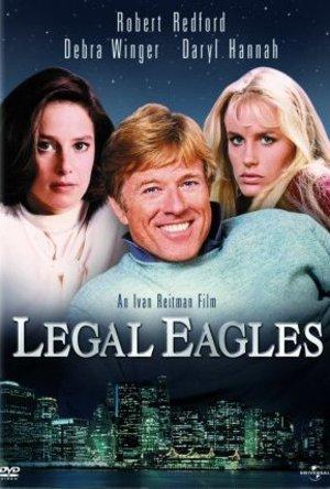 Legal Eagles - En tavla för mycket poster