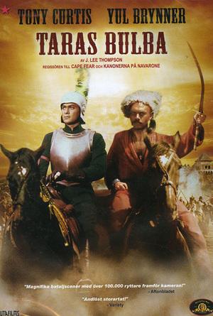Taras Bulba poster