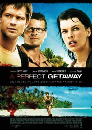 A Perfect Getaway poster