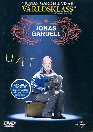 Jonas Gardell - Livet poster