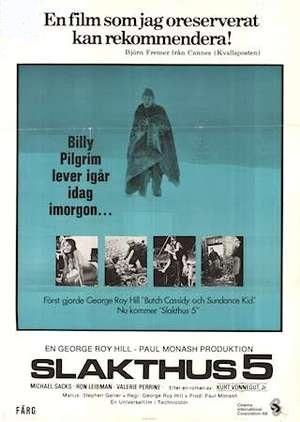 Slakthus 5 poster