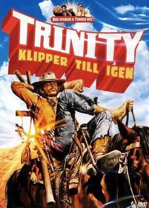 Trinity - klipper till igen poster