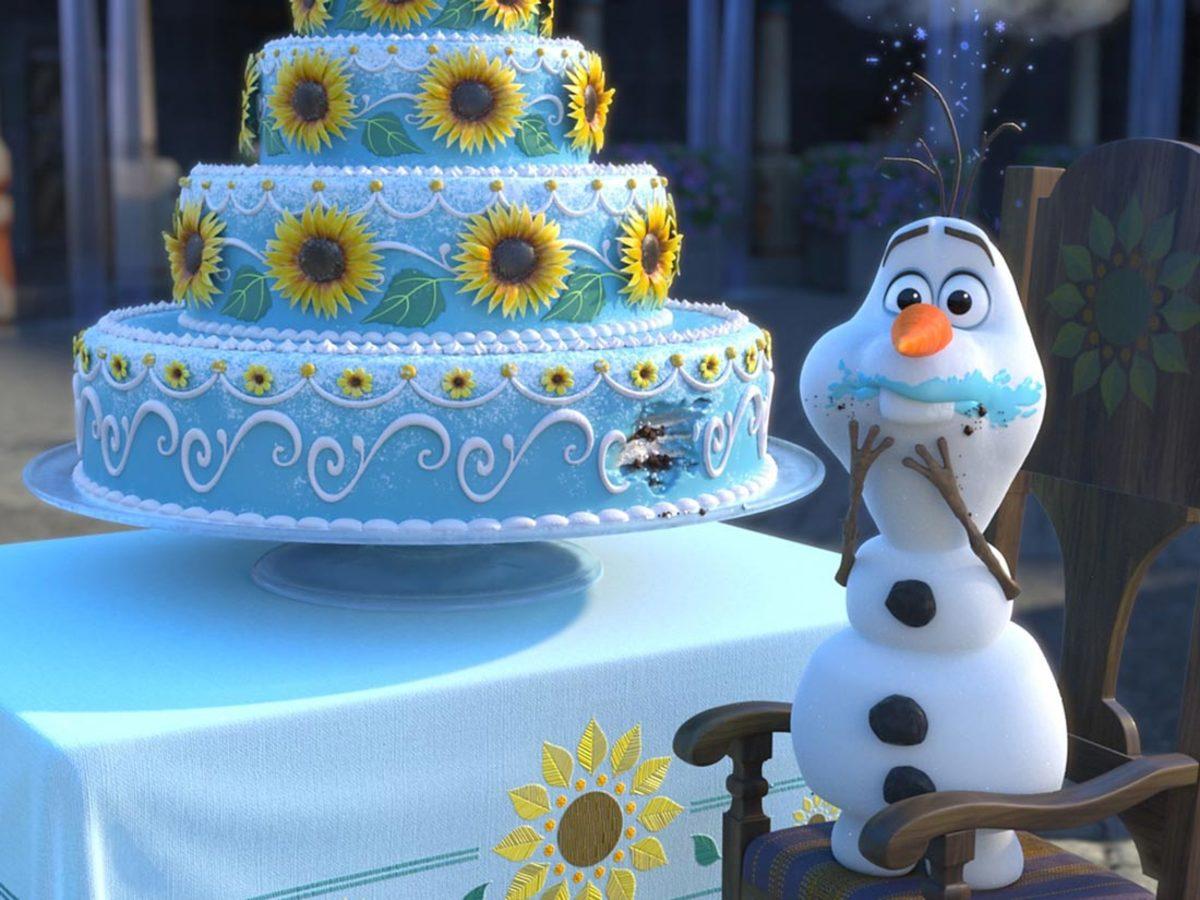 frost födelsedag Första bilderna från Frozen Fever | MovieZine frost födelsedag