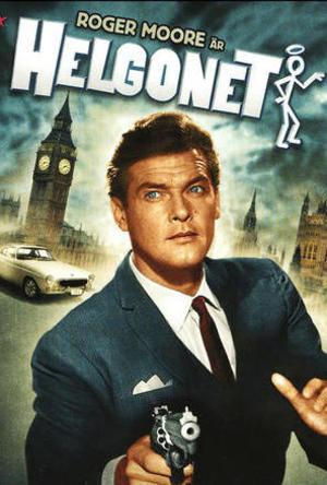 Helgonet poster