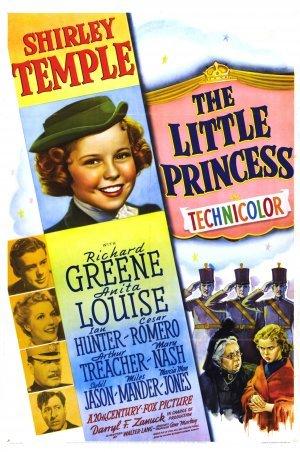 Lilla prinsessan poster