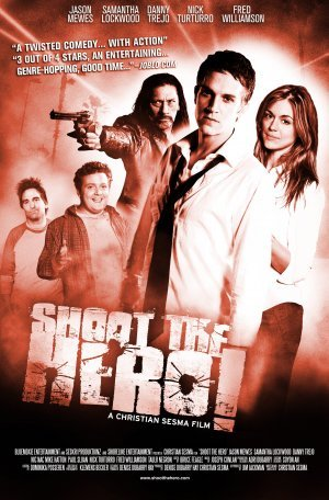 Shoot the Hero poster
