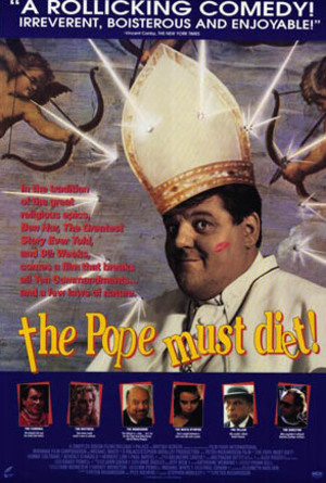 Påven sitter löst poster