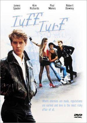 Tuff Turf - gatans terror poster