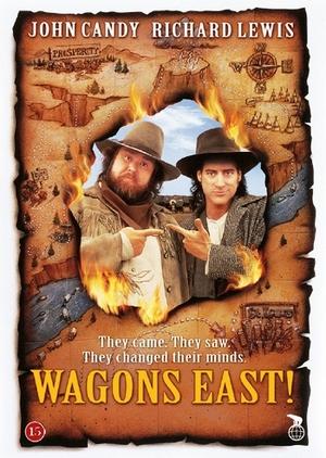 Wagons East! Eller hur vilda västern gick förlorad poster