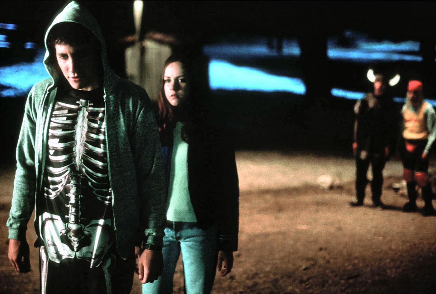 a plot overview of the film donnie darko Read common sense media's donnie darko review, age but the film is clearly on families can talk about what in the twisty plot of donnie darko is real.