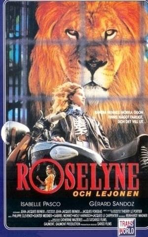 Roselyne och lejonen poster