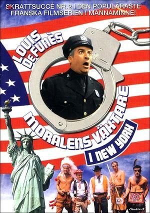 Moralens väktare i New York poster