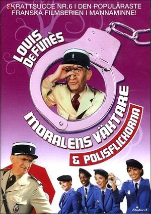 Moralens väktare och polisflickorna poster