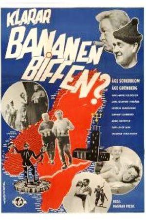 Klarar Bananen Biffen? poster