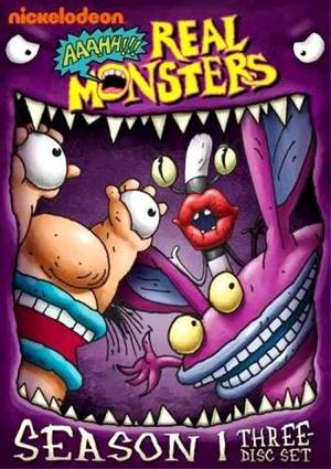 Monsterskolan poster