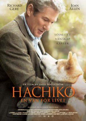 Hachiko - en vän för livet poster