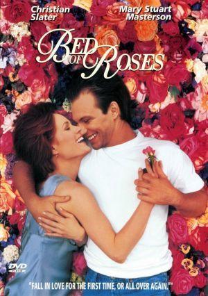 En bädd av rosor poster