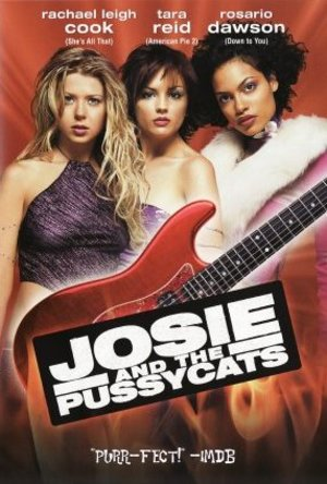 Josie And The Pussycats poster
