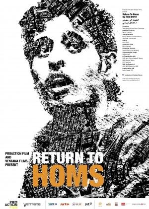 Tillbaka till Homs poster