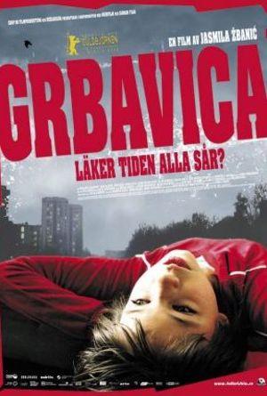 Grbavica - läker tiden alla sår? poster