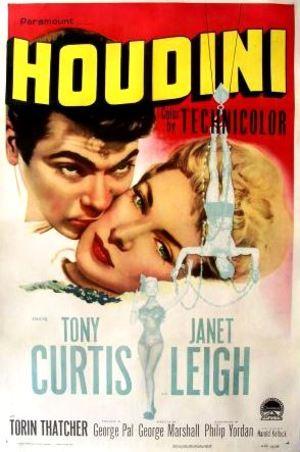 Houdini - utbrytarkungen poster