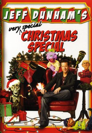 Jeff Dunham's Very Special Christmas Special poster