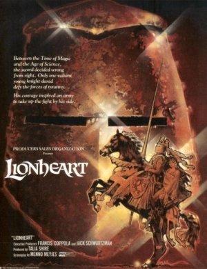 Lejonhjärta poster
