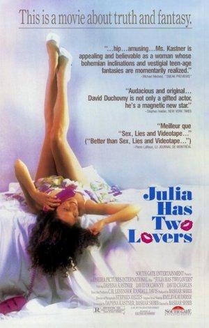 Julia har två älskare poster