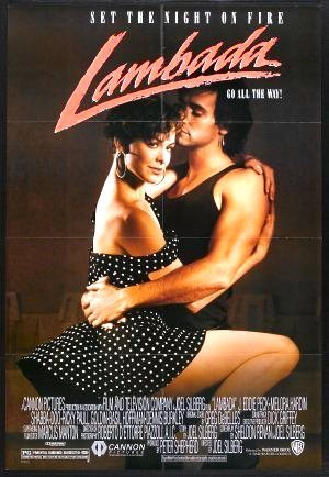 Lambada - The Movie poster