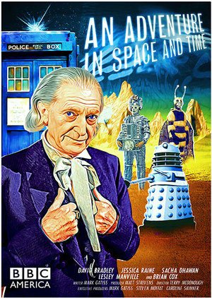 An Adventure in Space and Time poster
