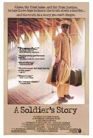 En soldats historia poster