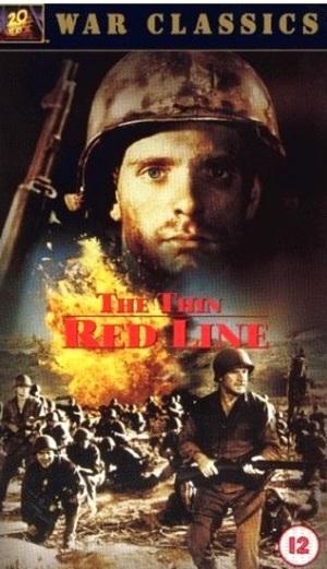 Den röda linjen poster
