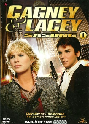 Cagney och Lacey poster